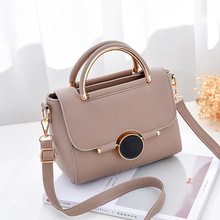 Crossbody-Bags Pack Small Handbag Matching Pink Clutches-Day-Pouch Female Women Solid