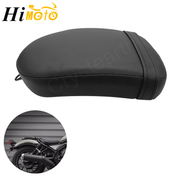 For Honda Rebel CMX 300 500 CMX300 CMX500 2017-2020 17 18 19 20 Motorbike Passenger Rear Seat Cushion Pillion Seat Cover Cowl