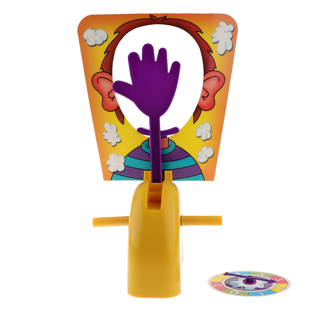 lustiges Partyspiel! Hasbro E1972100 Pie Face Kanone