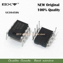 10PCS UC3845B DIP-8 UC3845A DIP8 UC3845AN UC3845BN UC3845 DIP novo IC originais