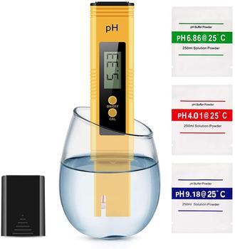 ph meter pen for…