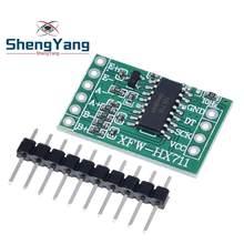1 pièces ShengYang oie électronique HX711 module capteur de pesage 24 AD module capteur de pression/SCM, bricolage préféré pour Arduino