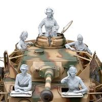 1/16 modern Female Tank Crew include 5 (NO TANK ) Resin figure Model kits Miniature gk Unassembly Unpainted