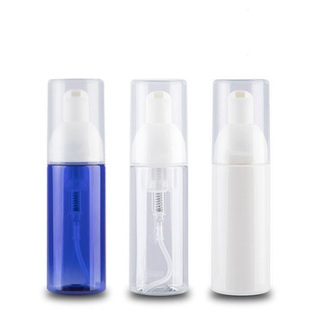 100pcs/lot 50ML soap foamer pump bottles with solid white color foaming pump for