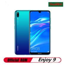 Original HuaWei Y7 Pro 2019 Genießen 9 4G LTE Handy Android 8,1 Snapdargon 450 6.26