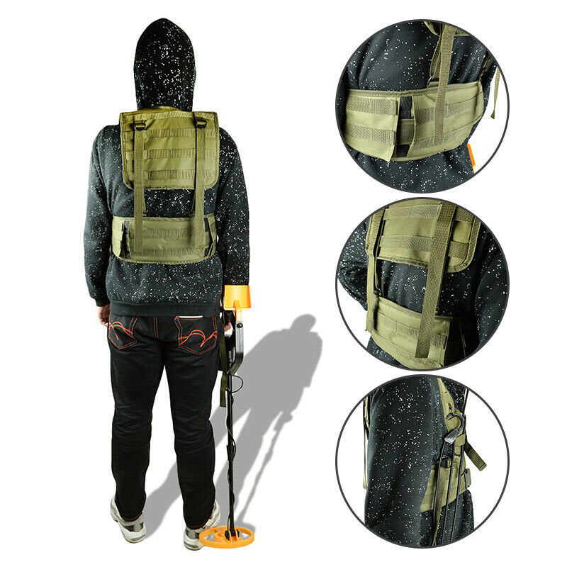 Universal Metal Detector Generic Detecting Harness Sling For Detector Pro Swing With Girdle SP99