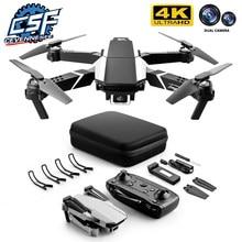 Cevennesfe 2021 novo drone 4k hd câmera dupla posicionamento visual 1080p wifi fpv altura preservação rc quadcopter drones brinquedos