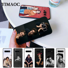 Cole Sprouse Silicone Case for Samsung S6 Edge S7 S8 Plus S9 S10 S10e Note 8 9 10 M10 M20 M30