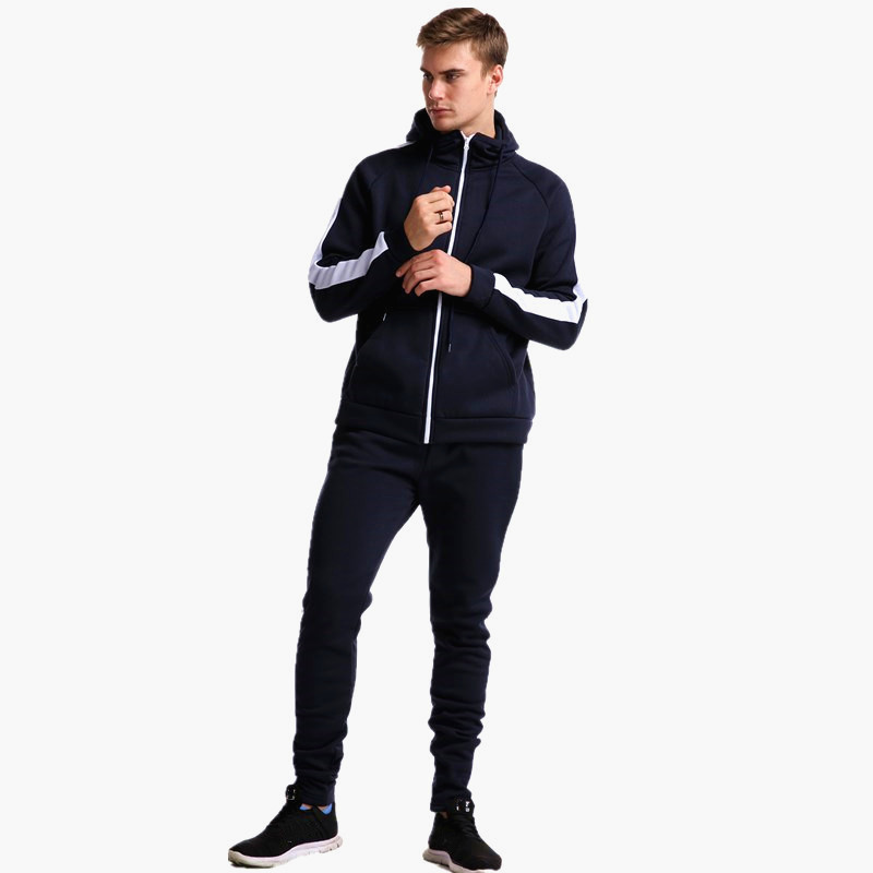 Image 3 - 2019 Autumn brand sporting suit men Suit Men Hoodies Sets Mens Gyms Sportswear Jogger Suit Male Tracksuit sets-in Men's Sets from Men's Clothing