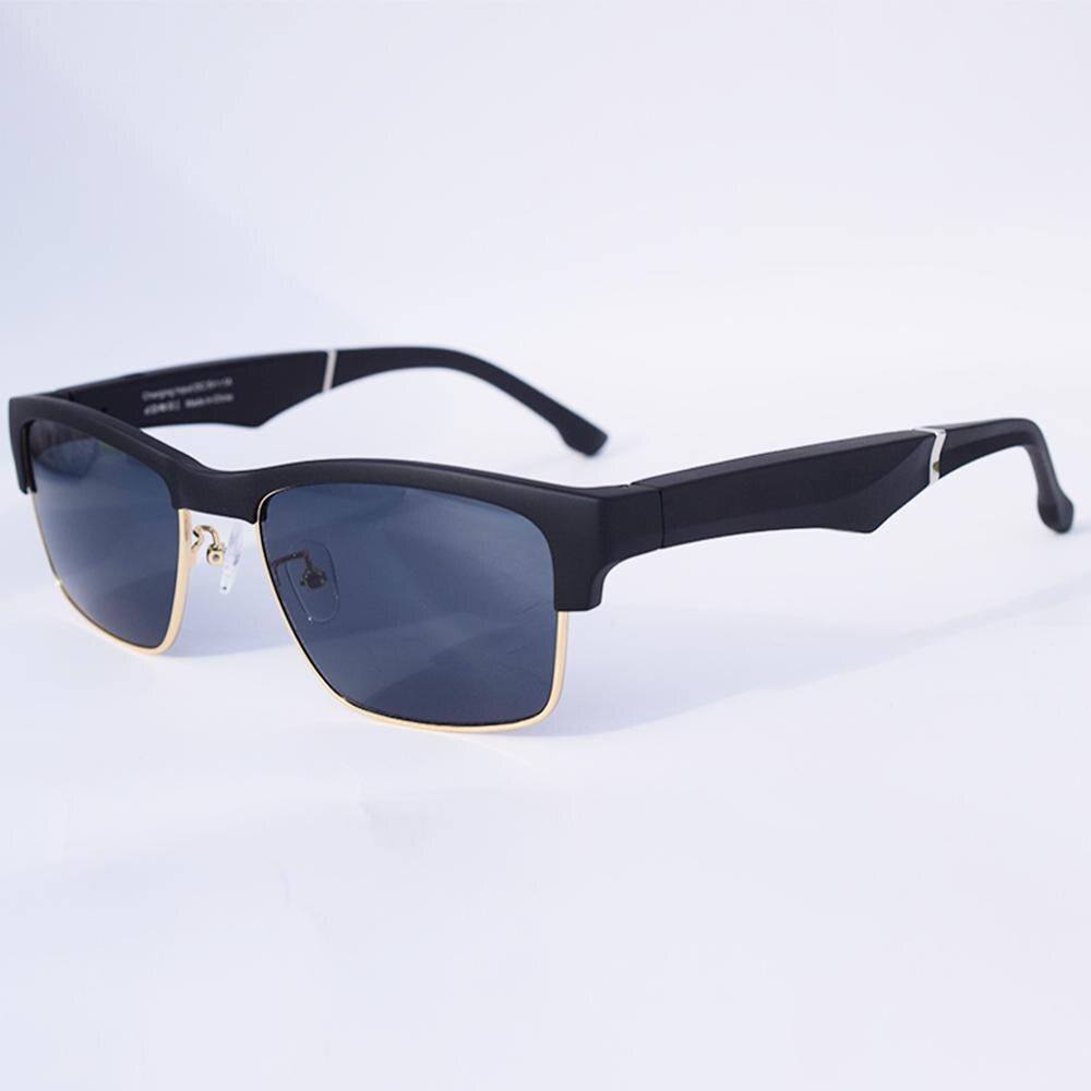 K2 смарт очки Bluetooth 5,0 вызов прослушивание музыки ориентированные открытые поляризованные солнцезащитные очки
