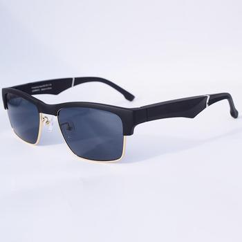 K2 نظارات ذكية بلوتوث 5.0 دعوة الاستماع الموسيقى الموجهة المفتوحة الاستقطاب النظارات الشمسية