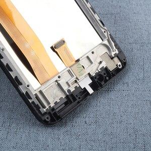Image 5 - Alesser для Cubot J7 ЖК дисплей и сенсорный экран с рамкой в сборе, запасные части + пленка + Инструменты + клей для телефона Cubot J7