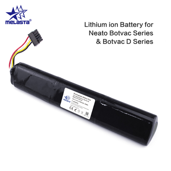Melasta 12V 5100mAh Li-ion Replacement Battery for Neato Botvac D Series & Neato Botvac 70e 75 D75 80 85 D80 D85 Vacuum Cleaner
