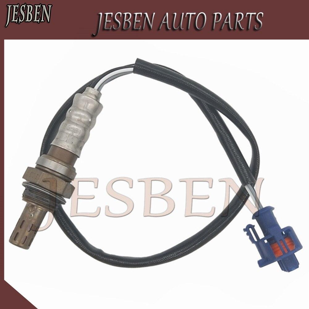 JESBEN 55566650 capteur d'oxygène avant pour Vauxhall Opel Astra Alfa Buick Excelle Chevrolet Cruze 1,6l 1,8l 2009-2010 2009-2015