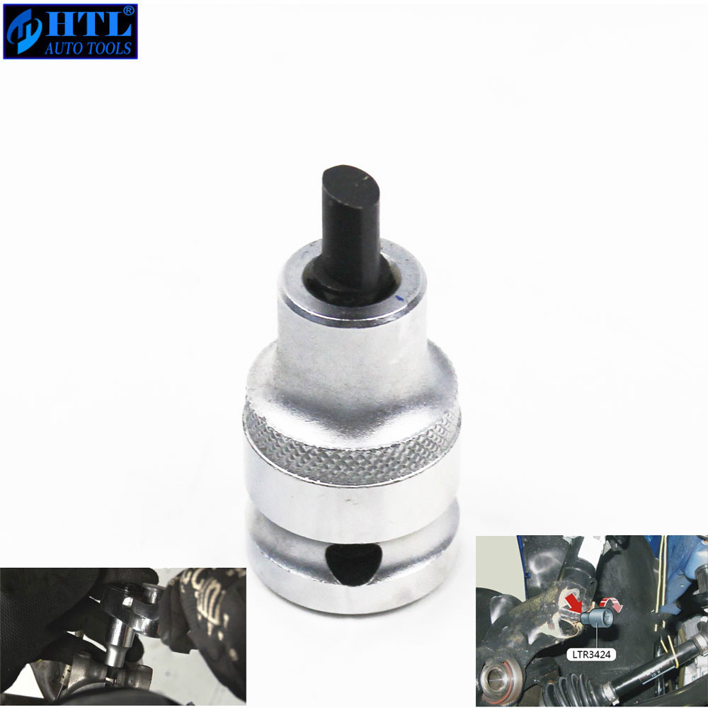 3424 Suspension Strut Spreader Socket, Shock Absorber Ram Dismantle Tool  For Volkswagen Audi VW Golf Jetta