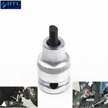 3424 Suspension Strut Spreader Socket, Shock Absorber Ram Dismantle Tool  For Volkswagen Audi VW Golf Jetta