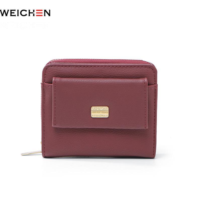 Weichen Marke Frauen Kleine Brieftasche Viele Abteilungen Frauen Geldbörse Kurze Entwickelt Damen Brieftasche Münze Tasche Mit Karte Halter