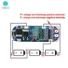 3S 10A 11.1V 12V 12.6V Pin Lithium Sạc Bảo Vệ Mô đun cho 18650 Li ion Pin Lipo tế bào BMS 3.7V