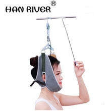 HANRIVER 2018 Household hook hanging traction frame Cervical stretcher tractor neck physical therapy treatment