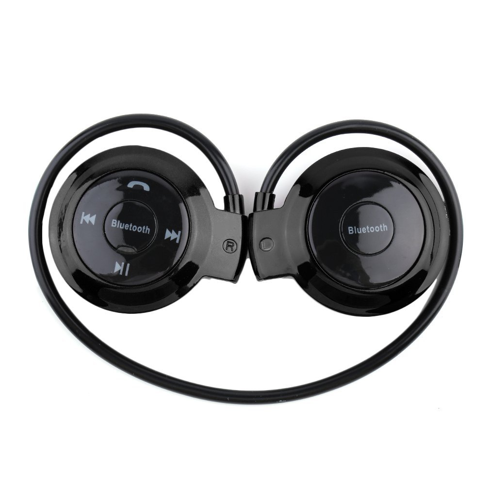 MINI503 Ohr Haken Mini Sport Wireless Bluetooth Headset Hallo-fi Freisprecheinrichtung Stereo Kopfhörer Kopfhörer <font><b>TF</b></font> Karte Für MP3 Player image