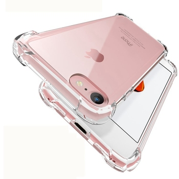 For iphone 11 Pro Case Luxury Airbag Shockproof Clear Phone Case For iPhone 11 Pro XS MAX XR X 6 6S 7 8 Plus SE 2020 Cover Slim image