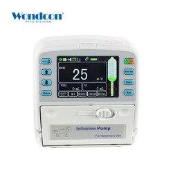 Veterinär pumpe Tierarzt Klinik Pet tier pumpe 3,5 zoll LCD Touch Screen Tragbare drei modi veterinär ausrüstung pumpe