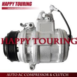 10PA20C sprężarki AC i sprzęgła dla Lexus LS400 1993-1994 88310-50041 8847134010 88471-34010 88310-50011 88515-50031