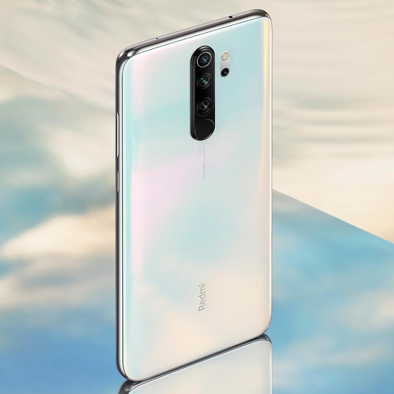 Image 4 - In Stock! New Global Version Xiaomi Redmi Note 8 Pro 6GB RAM 64GB ROM 4500mah Smartphone 64MP camera MTK Helio G90T cellphone-in Cellphones from Cellphones & Telecommunications