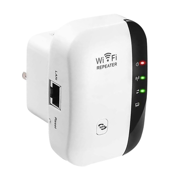 US Plug Wireless Wifi Repeater 300Mbps WiFi Booster 2.4G Wifi Signal Amplifier Long Range Wifi Extender WPS Access Point 1