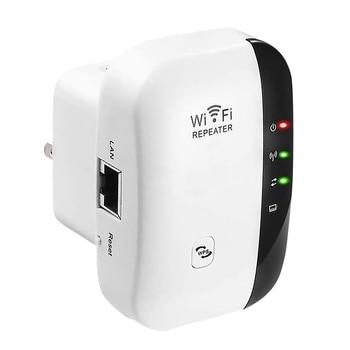 US Plug Wireless Wifi Repeater 300Mbps WiFi Booster 2.4G Wifi Signal Amplifier Long Range Wifi Extender WPS Access Point 1