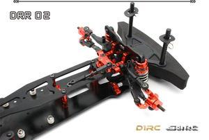Image 5 - SN RC DRR 02 DRR02 1/10 2WD ขนาดใหญ่มุมพวงมาลัย POSTPOSITION โพสต์ไดรฟ์ DRIFT รถ