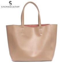 Sc marca de luxo couro vaca tote bags designer bolsas de ombro feminina moda feminina grande capacidade saco forro