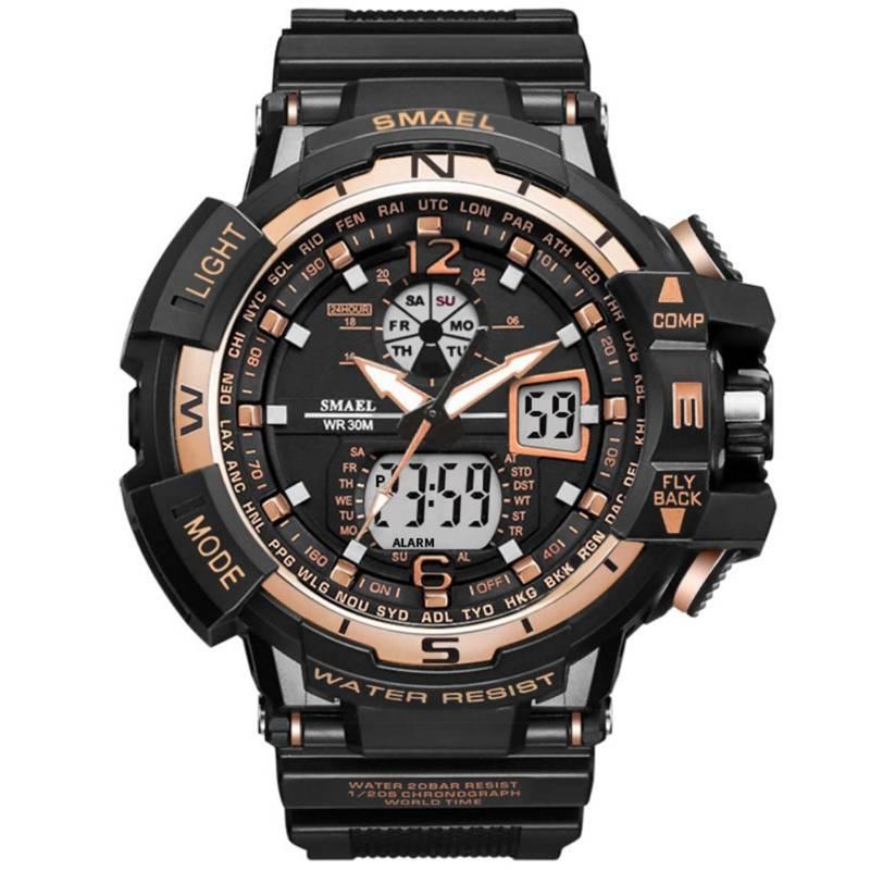 Men Quartz Watch Casual Style Lightweight Date Display Steel Bracelet Strap Wristwatch Decoration Montre
