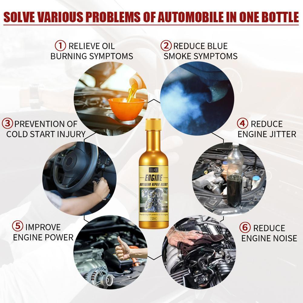 120ML Promotion Car Catalytic Converter Cleaners Automobile Easy Engine Clean Catalysts Accelerators To Cleaner K5P3