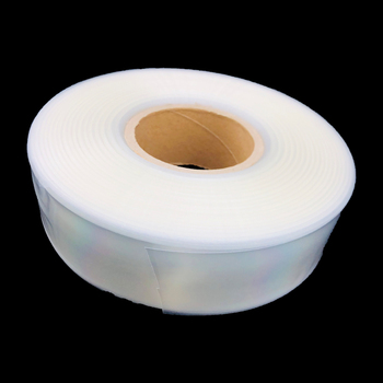 200 Meters Food Grade Casings for Sausage Salami Wide 50mm Shell for Sausage Maker Machine Hot Dog Plastic Casing