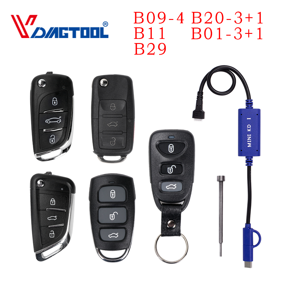 Mini KD Remote Key Generator Remotes Warehouse In Mobile Phone Support Android Make Over 1000 Auto Remotes + 5pc KD Remote