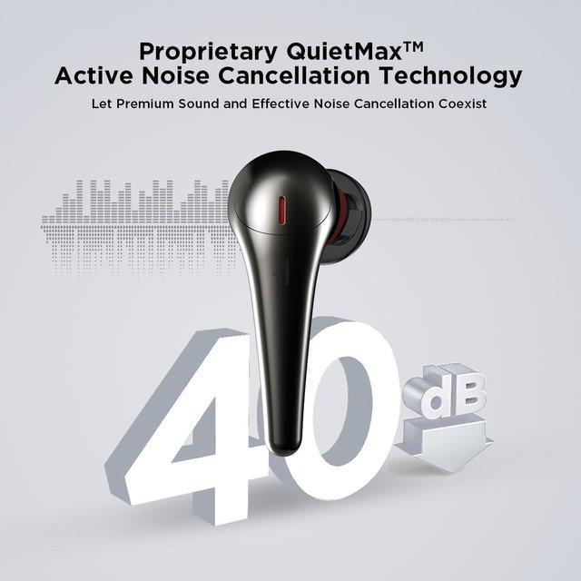 1MORE ComfoBuds Pro ES901 Беспроводные наушники Bluetooth 5.0  3