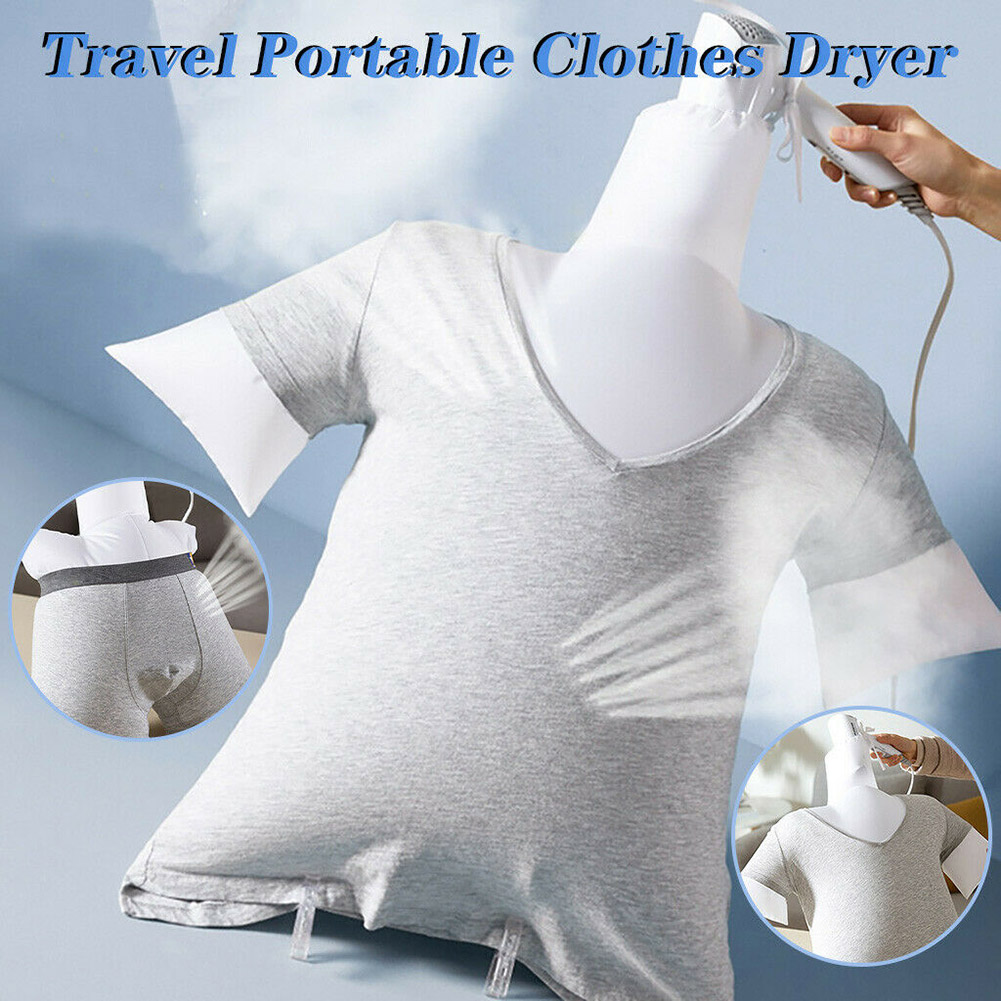 Traveling Portable Clothes Dryer Bag Fast Drying Folding Space Saving For Home LAD-sale