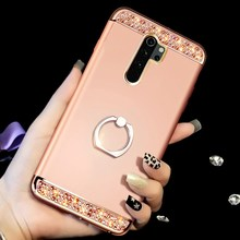 3D Bling ultra thin 3 in 1 case For Xiaomi