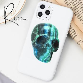 Pauls Smiths Phone Case For Iphone 12 Pro Max Mini 11 Pro XS MAX 8 7 6 6S Plus X 5S SE 2020 XR Candy White Silicone Cases Cover image