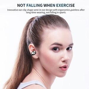 Image 5 - TWS S19 headphones Bluetooth 5.0 Earpieces IPX7 sport Waterproof earbuds Works on all Android iOS smartphones Wireless earphones
