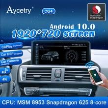 Android1064G Radio für BMW 3 Serie F20 F30 F31 F3 4 Serie F32 F33 F36 CCC CIC NBT system GPS navigation IPS Bildschirm keine DVD