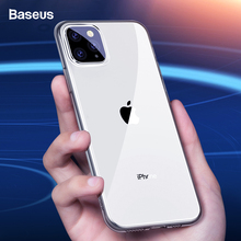 Baseus Phone Case For iPhone 11 Max 2019 Newest Coque Ultra Thin Soft TPU Silicone Back Cover XI 11r case