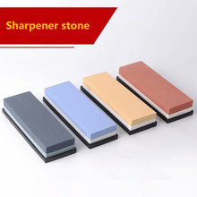 1 Piece Kitchen Tool Knife Sharpener Whetstone Sharpening Stone grinding stones  Professional water stone sharpening tools стоимость