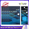 GELID GP-Ultimate 15W GPU CPU THERMAL HEAT PAD Graphics Motherboard Silicone Grease Pad Heat Dissipation Silicone Pad Multi-Size
