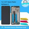 """5.45 """"Original M & Sen Für Xiaomi Redmi 6A LCD Screen Display + Touch Digitizer Rahmen Für Xiaomi Redmi 6 globale Version Lcd Display-in Handy-LCDs aus Handys & Telekommunikation bei"""