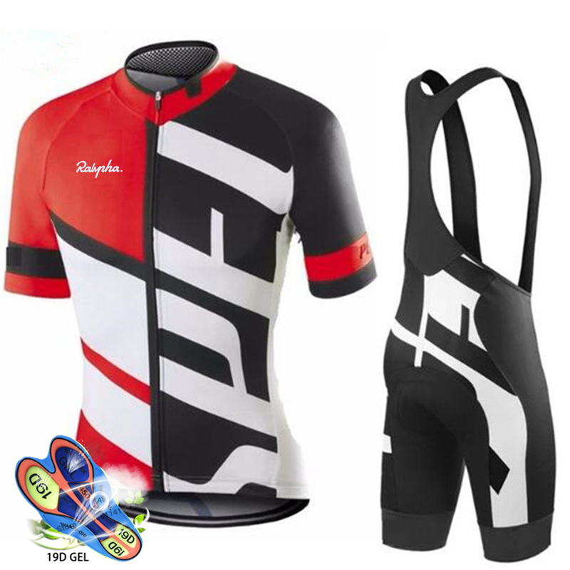 2020Team Cycling Clothing Gel Padded Outdoor sports Suit Road Bike Sets