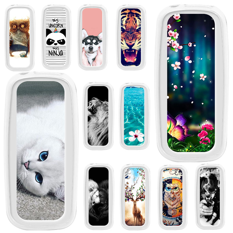 Phone <font><b>Case</b></font> For <font><b>Case</b></font> <font><b>Nokia</b></font> <font><b>105</b></font> <font><b>2017</b></font> <font><b>Case</b></font> TPU Painted Silicone Fundas For <font><b>Nokia</b></font> <font><b>105</b></font> <font><b>2017</b></font> TA-1010 1.8 inch Cover Back Soft Bumper image