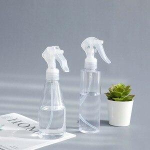 Портативная прозрачная пластиковая бутылка для распыления растений горшок для увлажнения грима распылитель для волос