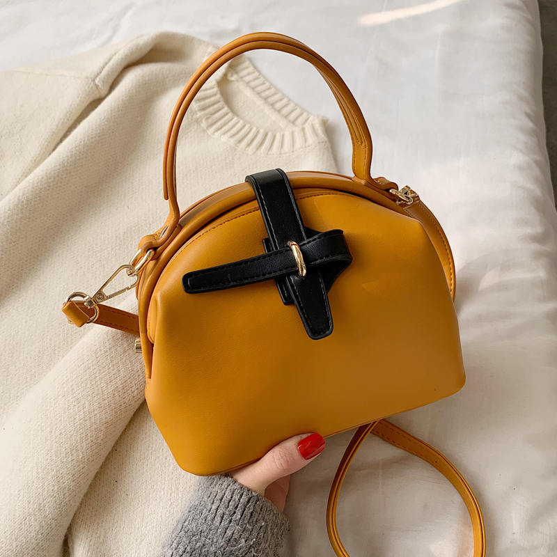 French Niche Bag Ladies Bag 2020 New Wave Korean Version Of The Wild Messenger Bag European And American Fashion Handbag